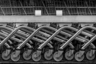 Kundvagnsgarage - Bo Morenius
